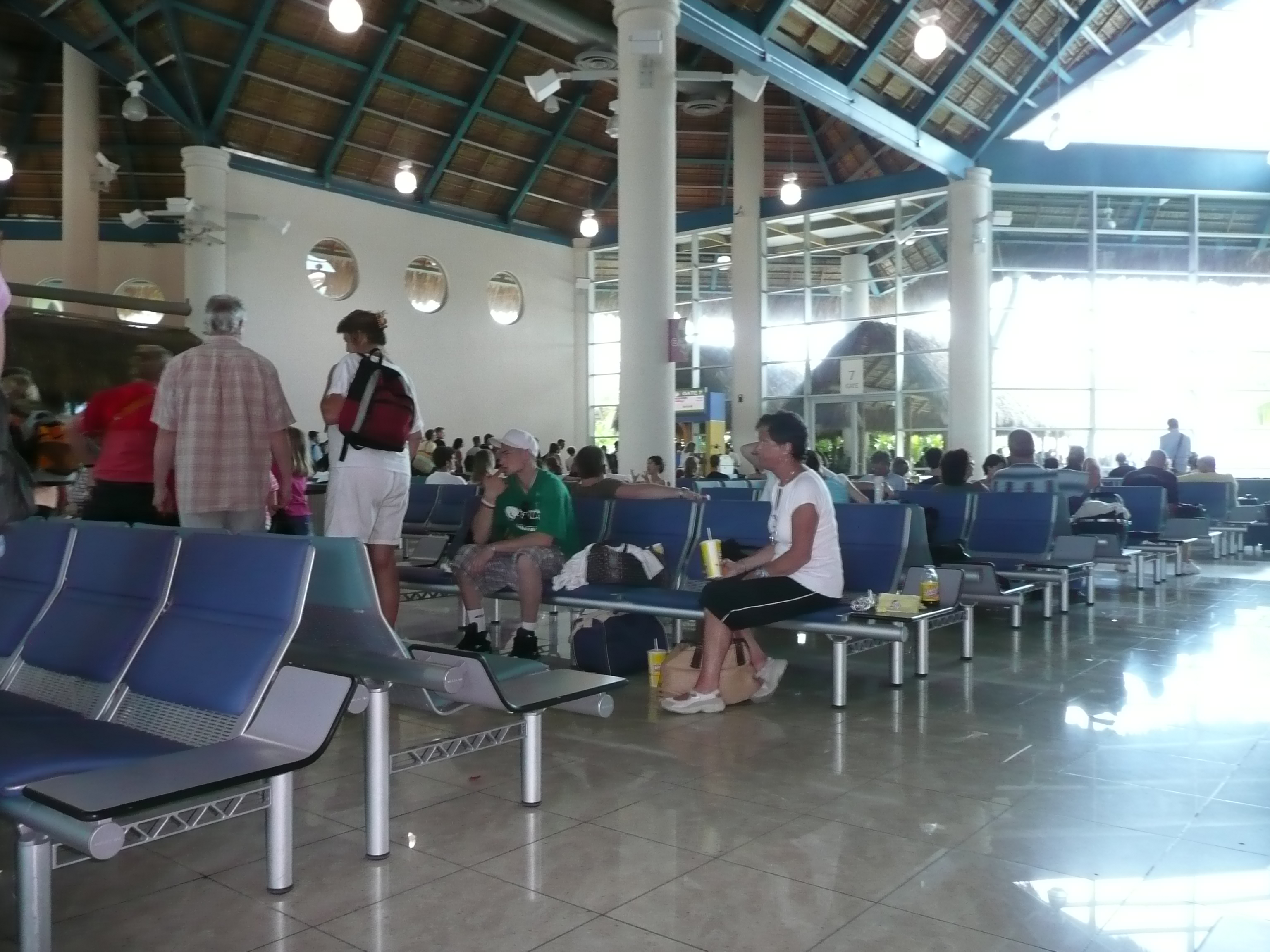 Lounge Insel Atlanta Punta Cana International Airport