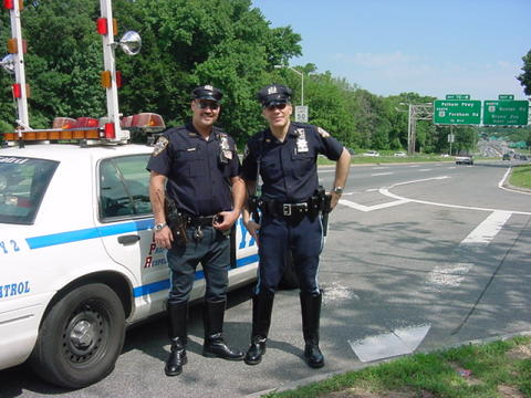 New York City Police Department Auxiliary Police