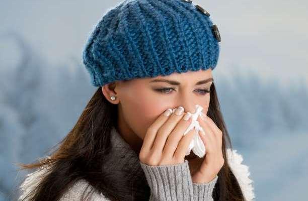 κρυολόγημα ίωση γρίπη κρύο μπούκωμα συνάχι