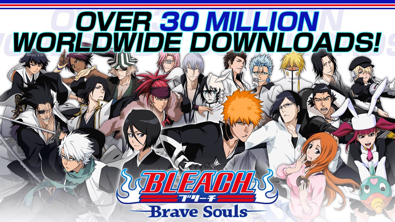 Bleach Downloads Downlaod Play Bleach Brave Souls On Pc For Windows Ldplayer