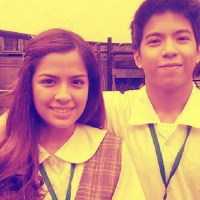 "Nash Aguas and Alexa Ilacad TV Series November 17, 2014 ""The Pilot Episode"""