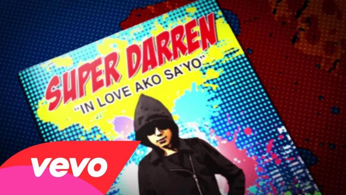 Vote for Darren Espanto - In Love Ako Sa Yo