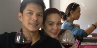 Claudine Barretto and Raymart Santiago Reunite For Daughter's Birthday