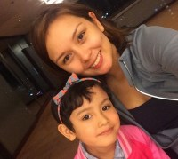 Beauty-Gonzalez and Jana Agoncillo