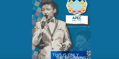 Darren Espanto - This Is Only The Beginning APEC 2015 Theme Song