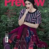 Nadine Lustre On Preview Magazine