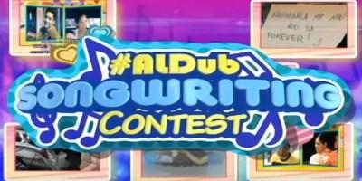 ALDUB SongWriting Contest