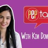 [VIDEO] Kim Domingo on PEP TALK