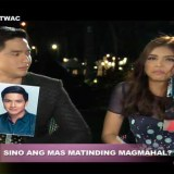 [VIDEO] Tonight with Arnold Clavio: Alden Richards at Maine Mendoza