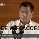 Duterte Orders DITC To Put Up Free WIFI, More Fiber Optic Cable for Faster Internet