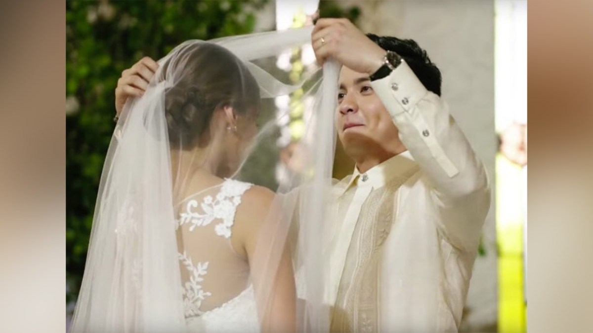 WATCH: Alden Richards and Maine Mendoza The First Ever Loveteam Who Got Married