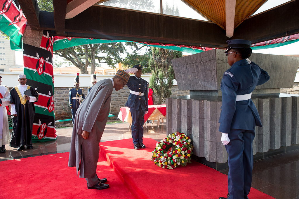 Image result for Kenyatta's mausoleum