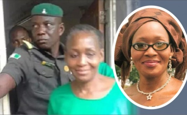 Image result for Just In: Kemi Olunloyo Set Free!