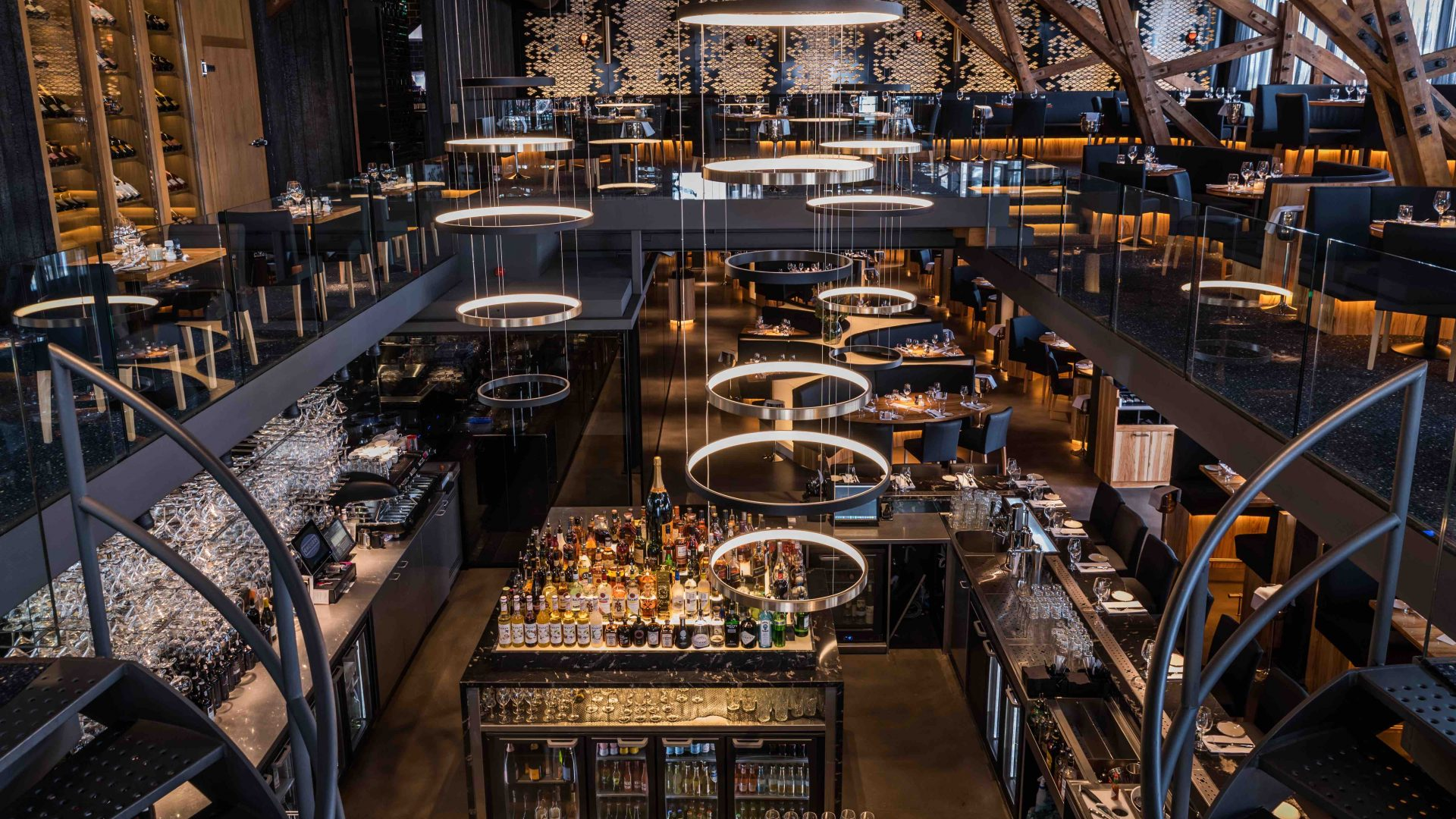 Scheveningen Restaurants Show Tell Encore By Simonis