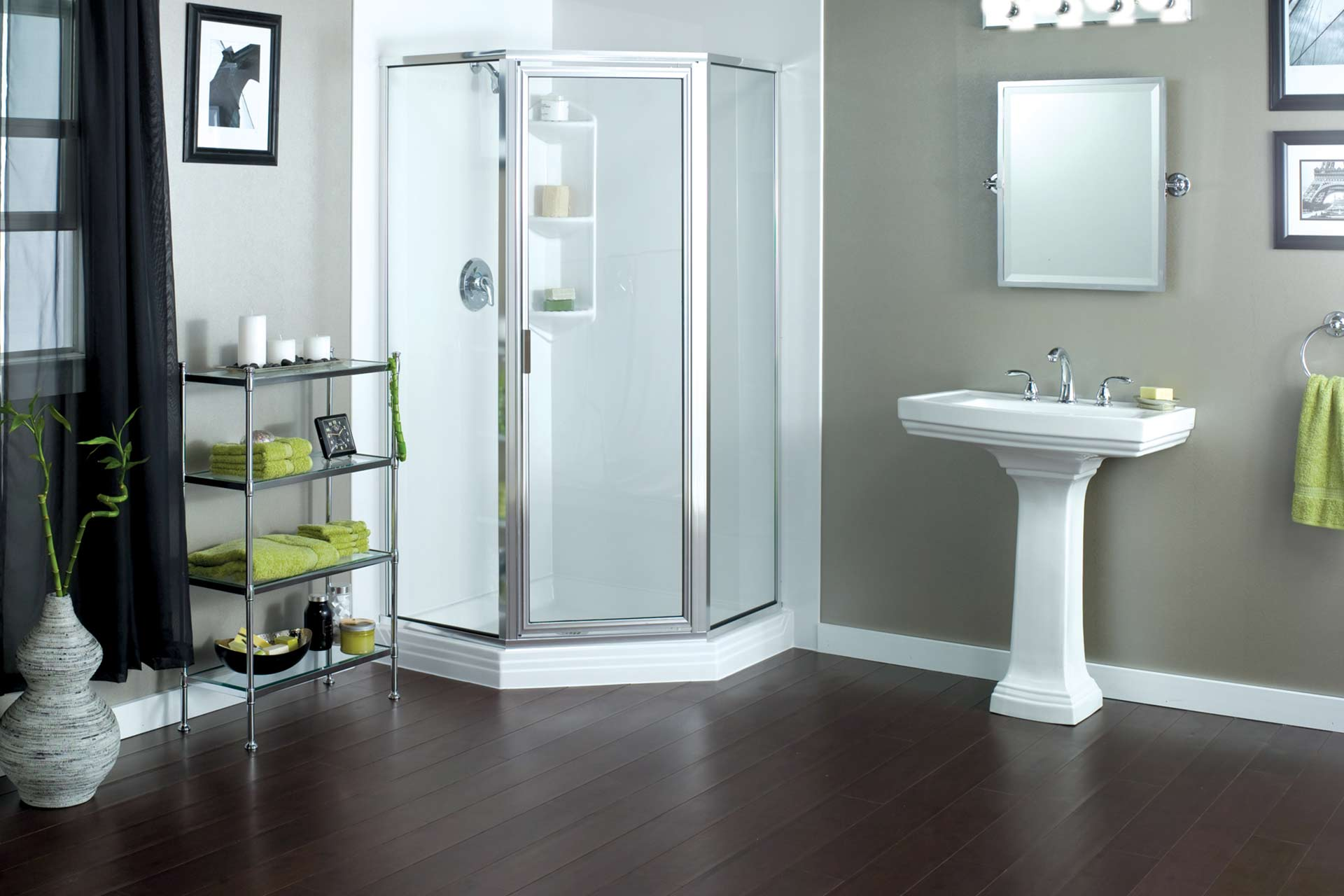 Bath With Shower Bathroom Remodeling Since 1991 Encore Bath And Shower