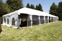 Tent Leg Drape Rental | Encore Events Rentals