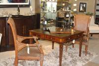 Table, Chairs, and Chess Set - Encore Consign + Design Studio