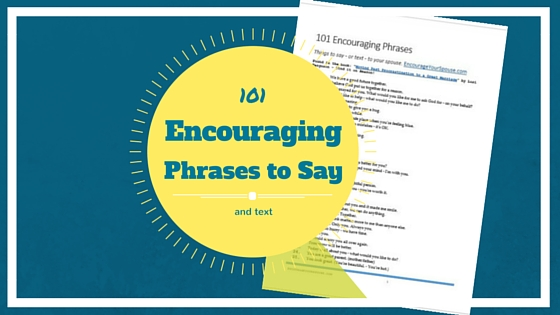 101 Encouraging Phrases to Say and Text Gumroad Cover