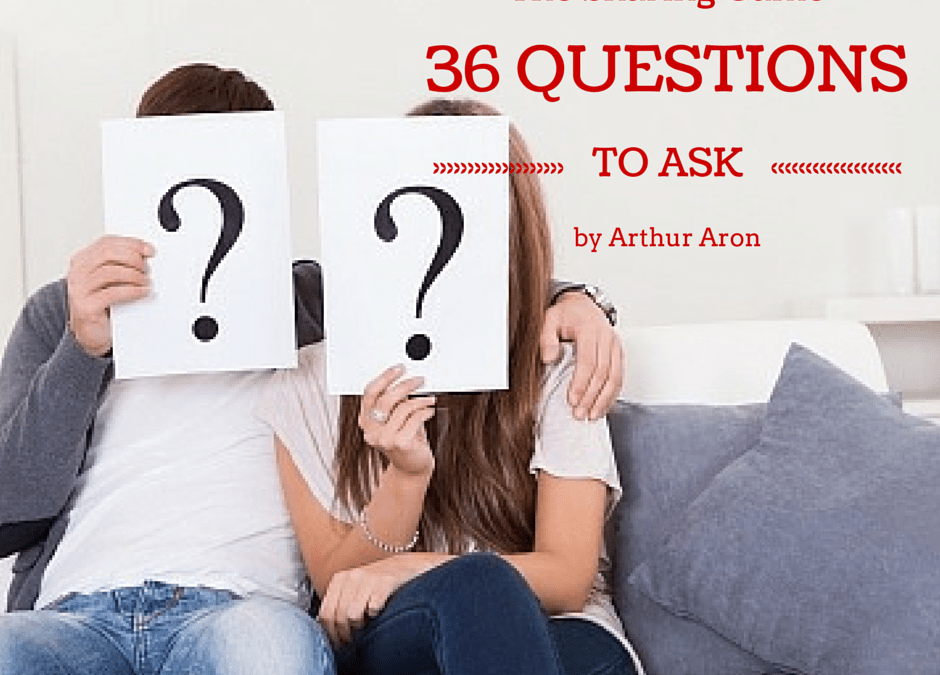 Sharing 36 Questions