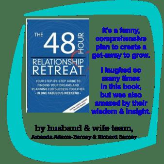 48 hour relationship retreat ad