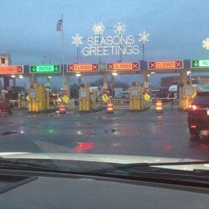 Canada USA Border Detroit