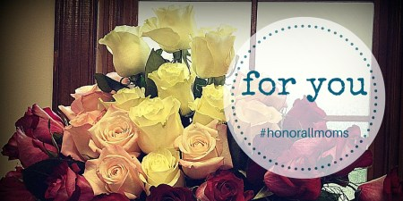 HonorallMothers on a difficult mothers day