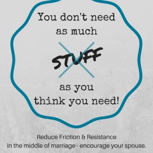 friction and resistance - remove some stuff