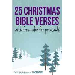 Small Crop Of Christmas Bible Verses