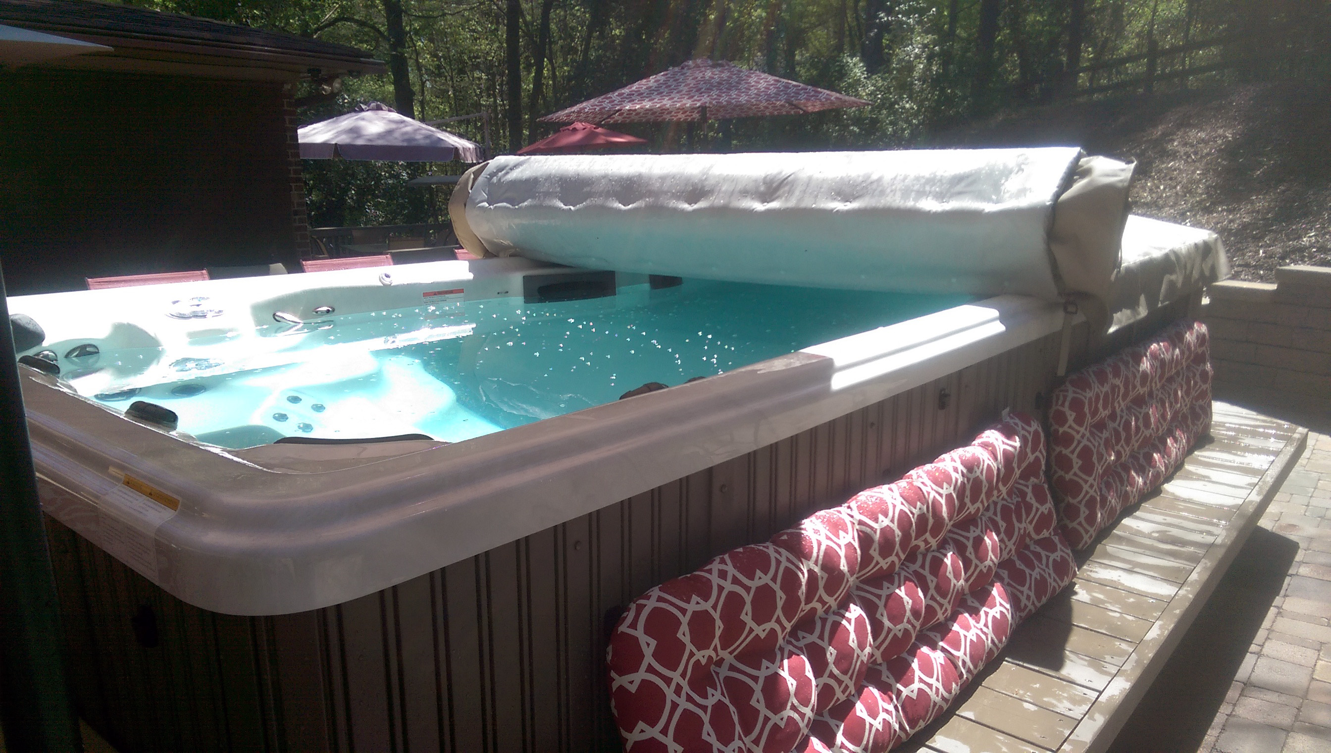 Jacuzzi Pool Covers Swim Spa Swim Spa Pool Covers