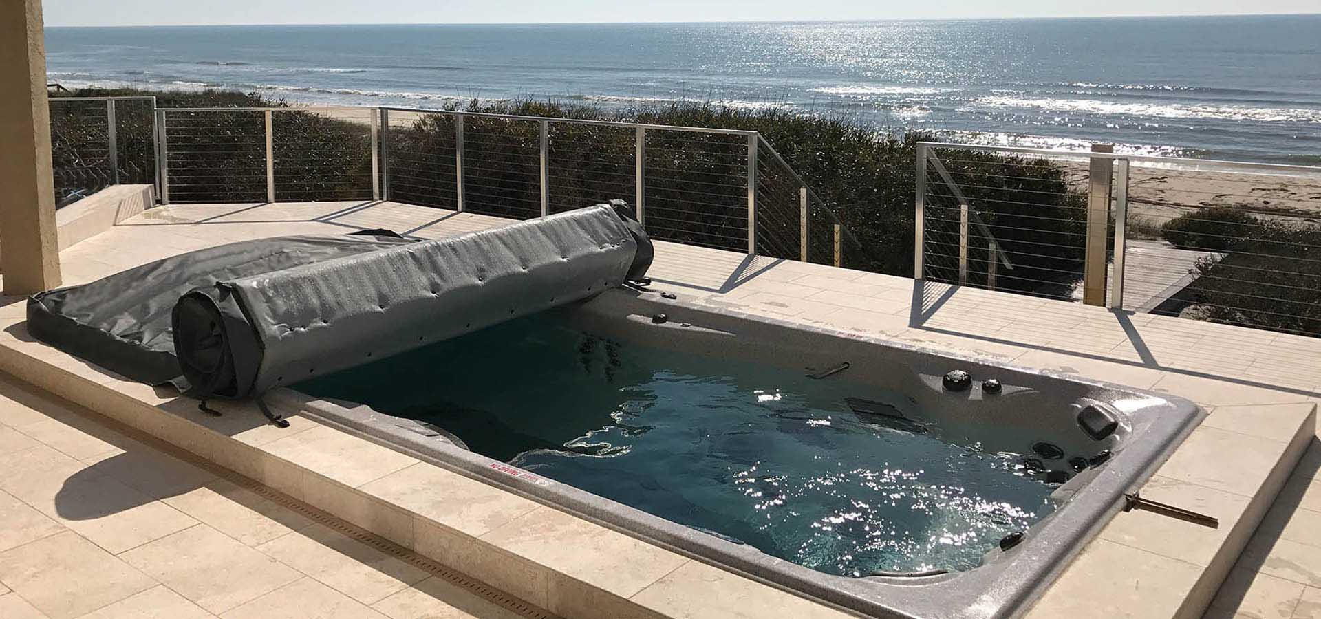 Jacuzzi Endless Pool Swim Spa Covers Endless Pool Covers Pool Covers Hot