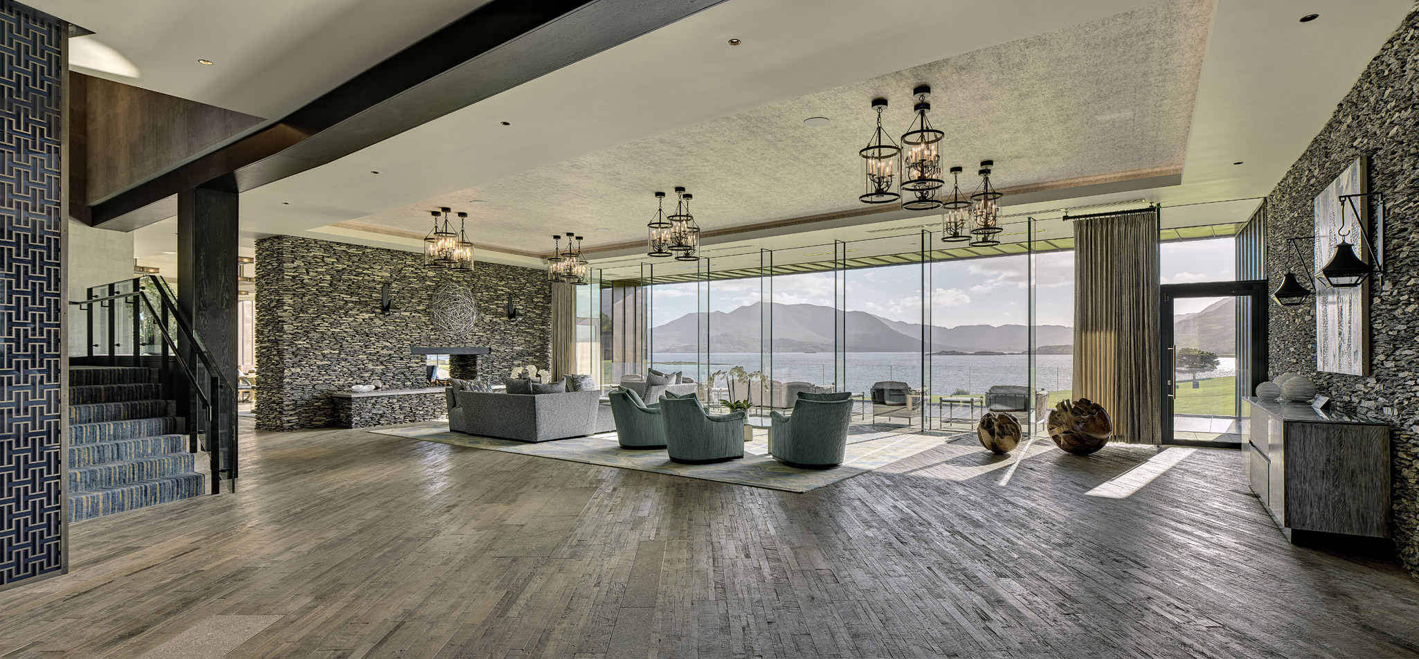Hotel Henry Hogs Head Hotel Henry J Lyons Architects Lough Currane