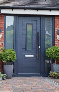 Grey Composite Doors | Composite Doors Colours | Endurance