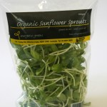 Sunflower Sprouts - Hand picked  - 100g bag
