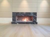 Isokern Linear Fireplace - Energy House