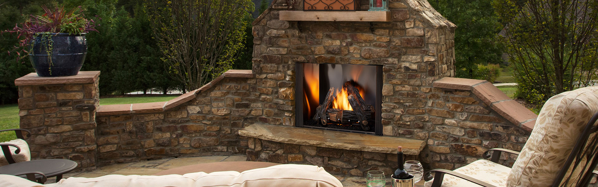 Outdoor Gas Fireplaces Heat Glo Courtyard Outdoor Gas Fireplace Energy House