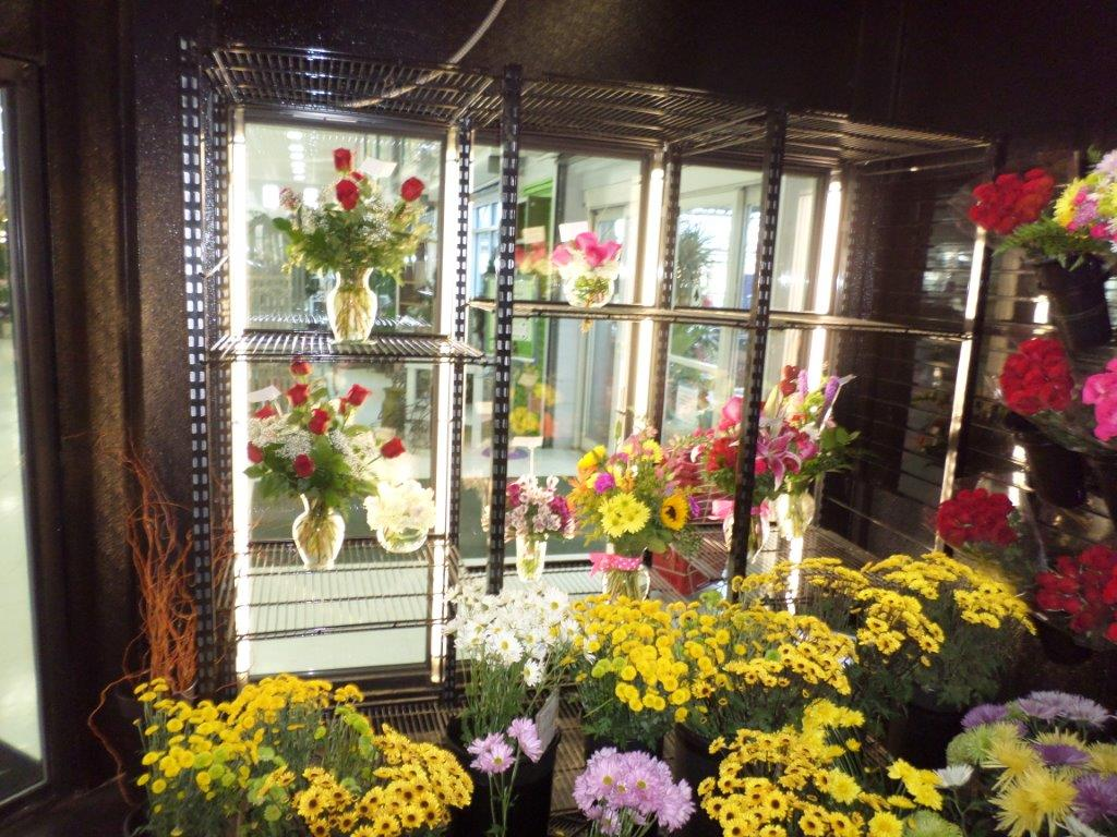 Shop Lighting Fixtures Led Floral Display Cooler Lighting, Flower Shops Led Cooler
