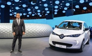 renault zoe noch 2016 mit 400 km reichweite energyload. Black Bedroom Furniture Sets. Home Design Ideas