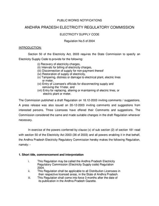 FilePower Purchase Agreement (PPA) Power Distribution Company of