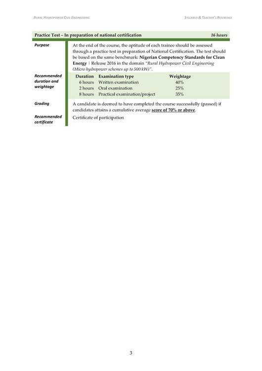 FileRural Hydropower Civil Engineering-Training Syllabus-2017pdf