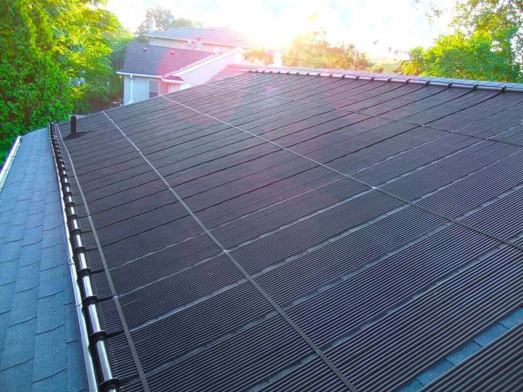 Pool Solarplane 4 X 8 Enersol Solar Pool Heater Enersol The Best Way To Heat Your Pool