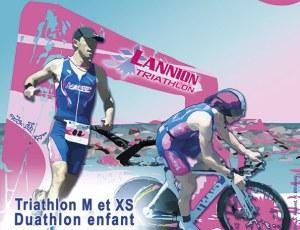 Une nouvelle affiche pour le Lannion Triathlon