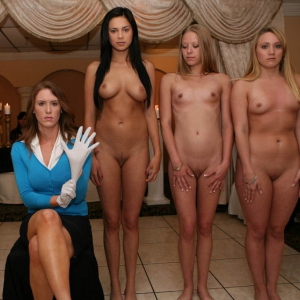 cfnf clothed female naked female