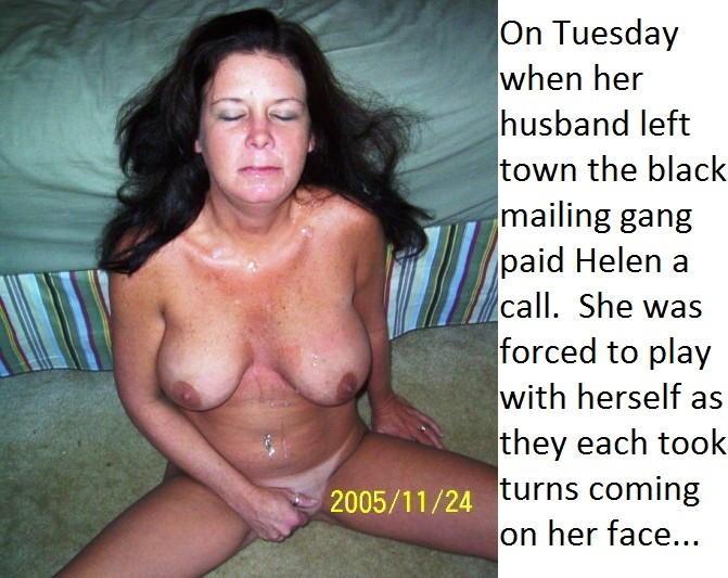 forced to fuck