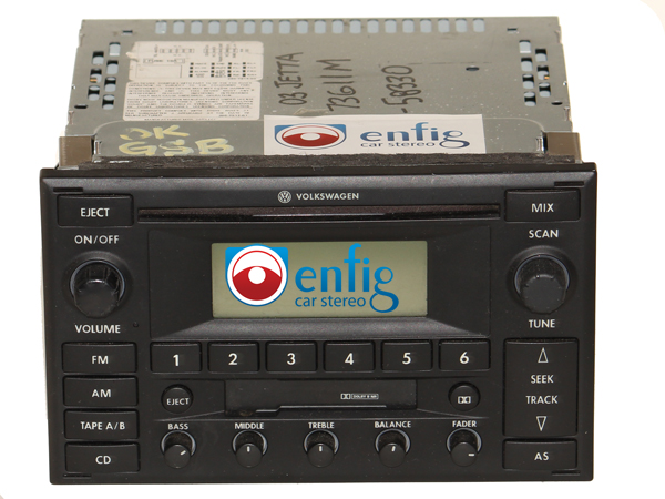 Radio installation products for Volkswagen Passat 2002