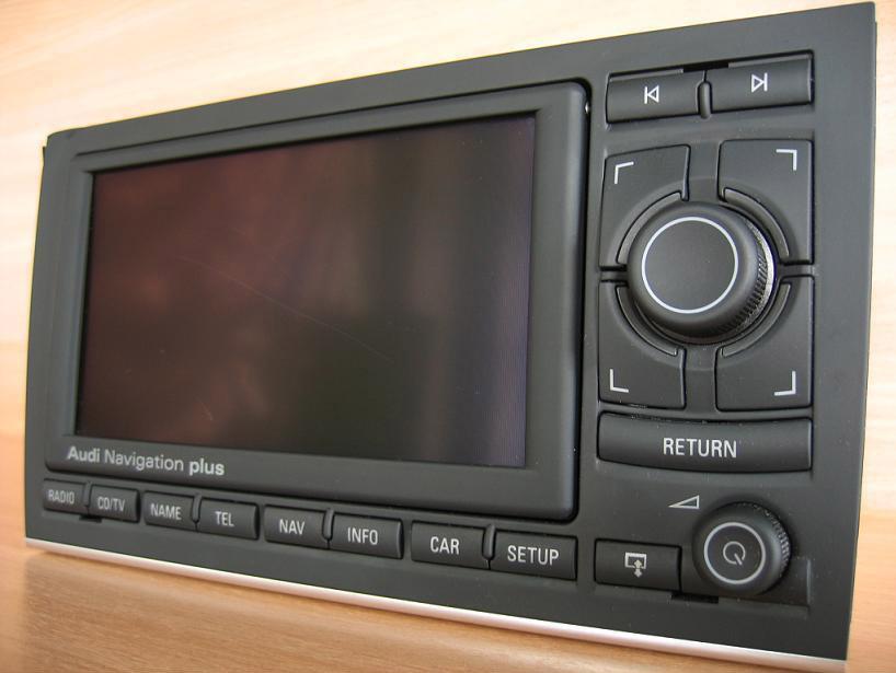 Audi A4 2007-2008 « EnfigCarStereo\u0027s Blog