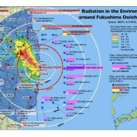 Environmental impacts of the Fukushima Nuclear Accident (as of December 15, 2011)