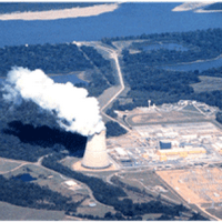 Local fire department dispatched to Grand Gulf nuclear station after fire reported inside the 'A' Main Condenser