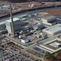 Oldest operating nuclear power plant in the United States experiences loss of offsite power