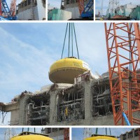 TEPCO retrieves containment vessel lid from Fukushima Reactor 4