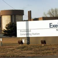 Alcohol container found at Braidwood nuclear power plant
